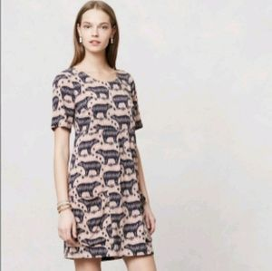 AS IS Maeve Zola Shift Dress